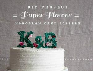 生日蛋糕装饰文字的制作方法