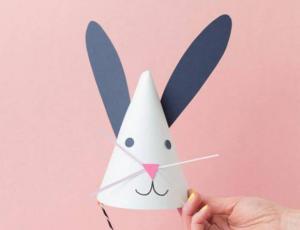 兔子帽子手工步骤图解